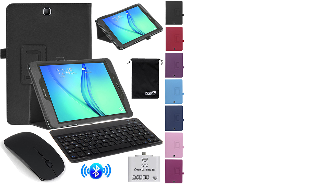 how to connect bluetooth mouse to samsung galaxy tab