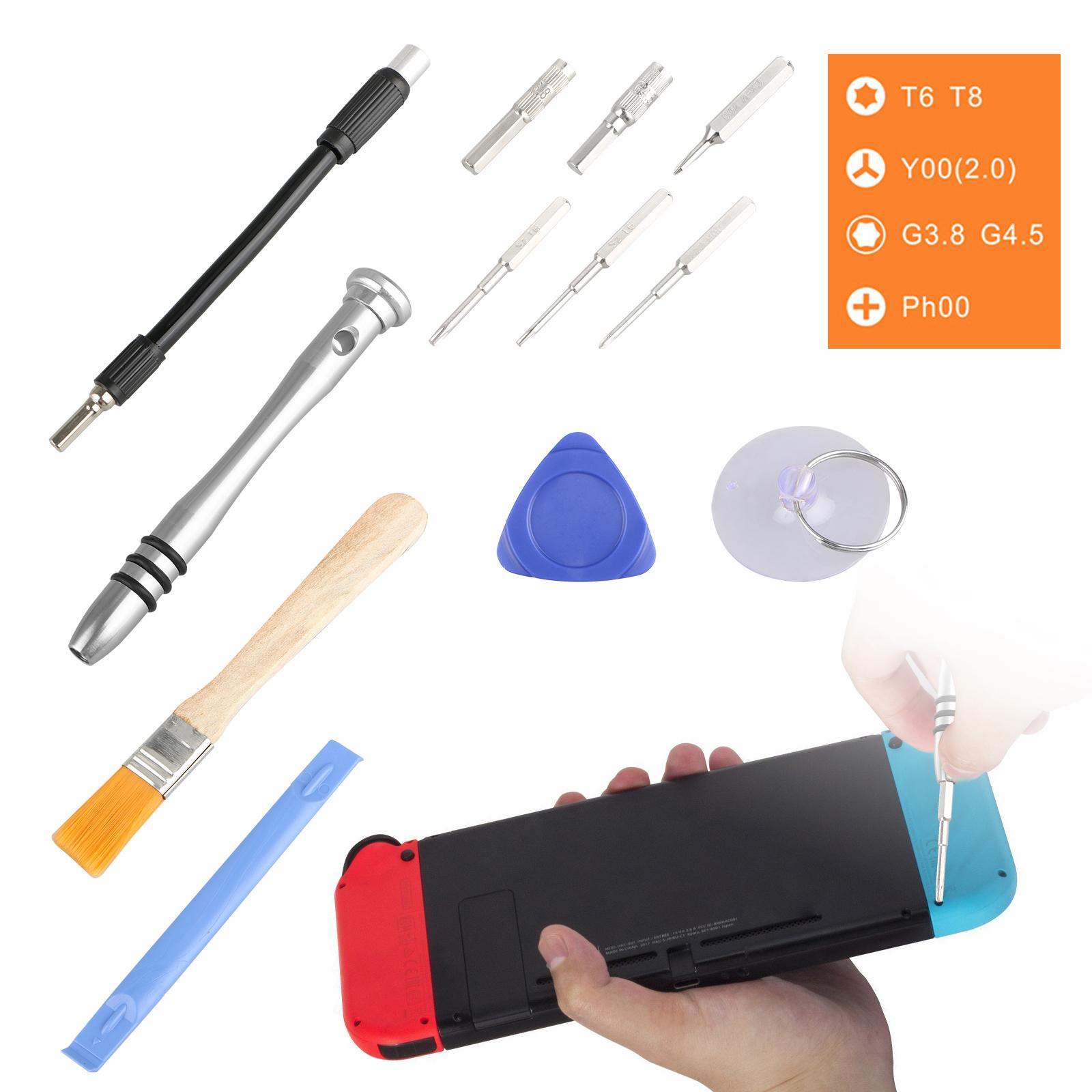 repair full pry tools screwdriver kit set