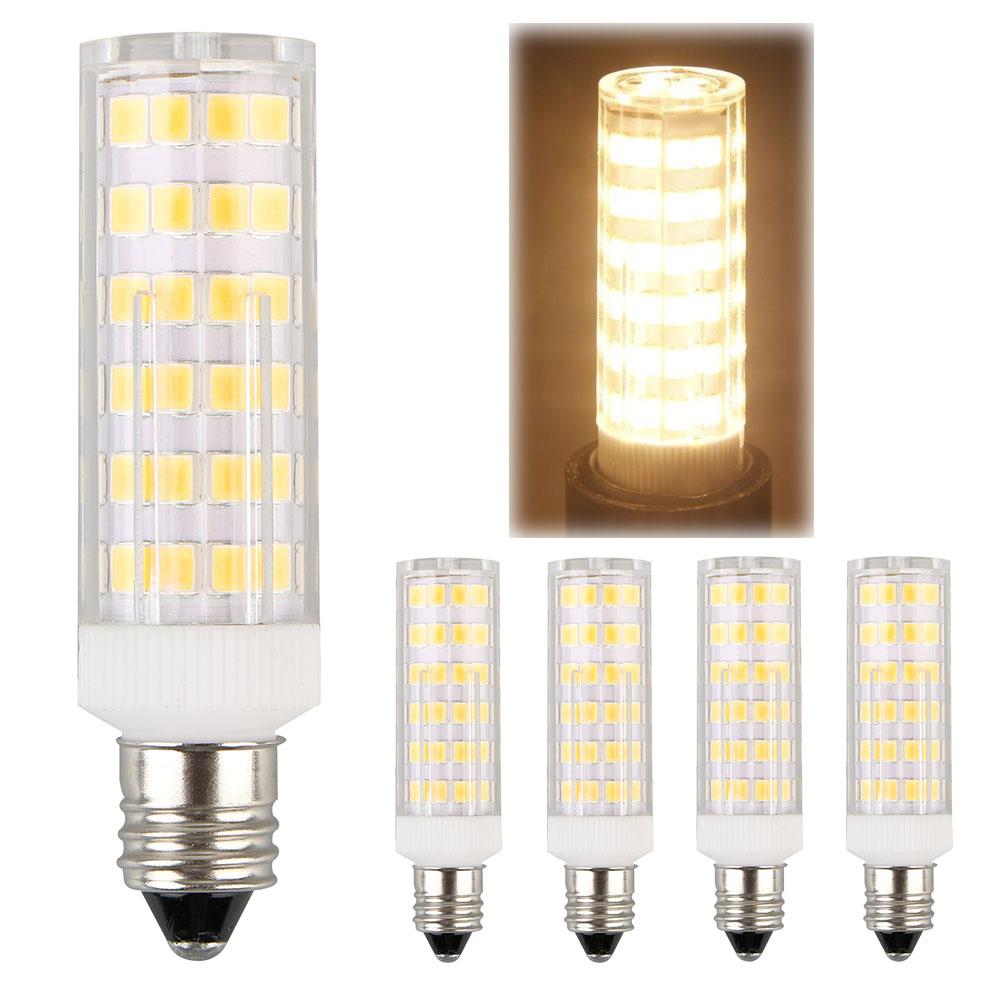 Mini Candelabra Base Led Bulb: Mini Candelabra LED E11 Base Bulb Dimmable Ceiling Fan