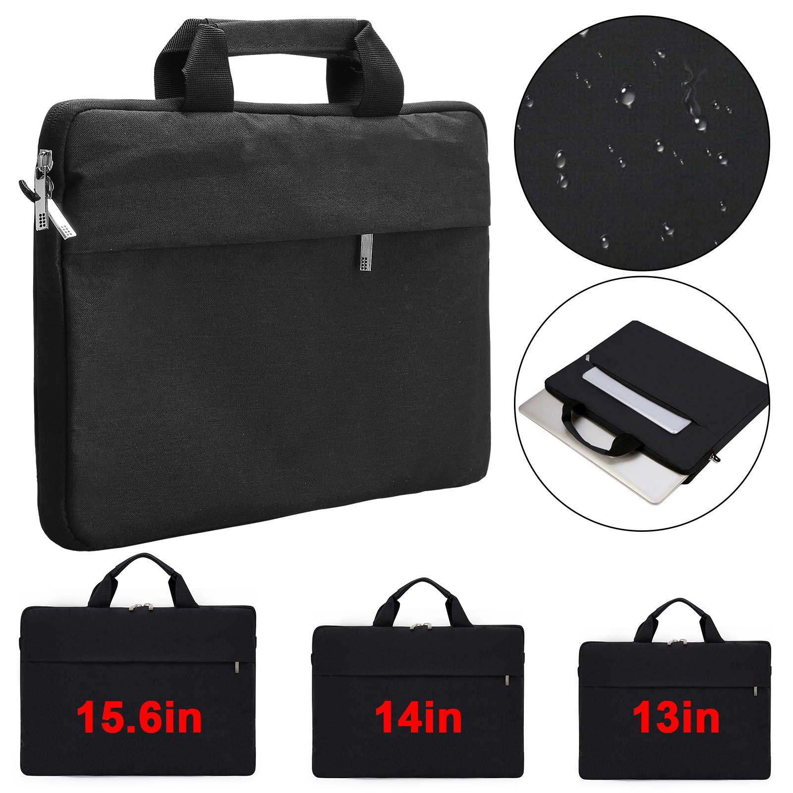 Laptop Bag Protective Notebook Tablet Hard Case Sleeve Pouch