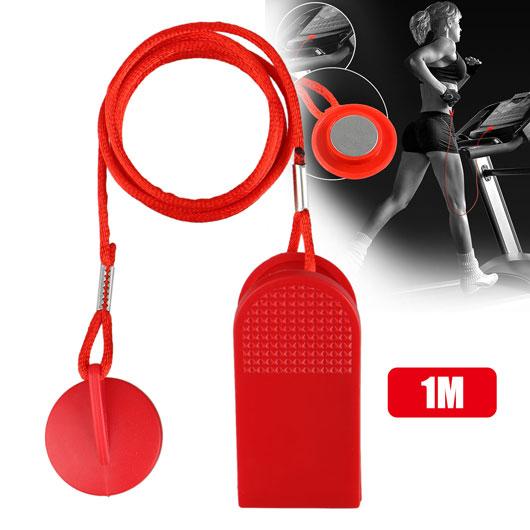Landice Treadmill Safety Key: Universal Magnetic Treadmill Safety Key Security Lock Fit