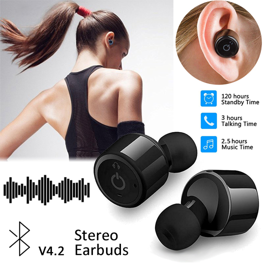 Earbuds with mic and mute button - earbuds with microphone in ear