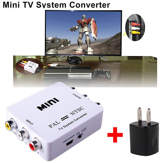 Eeekit Pal  Ntsc  Secam To Pal  Ntsc Bidirectional Tv System