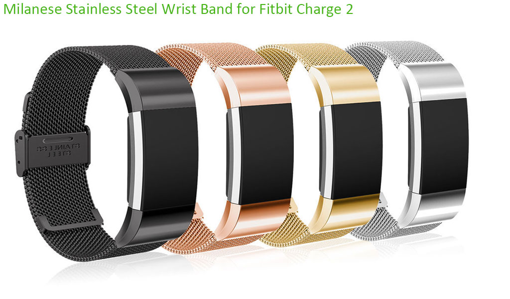 Milanese Stainless Steel Band Screen Protector Wall